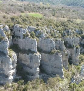 Oppedette- Les gorges