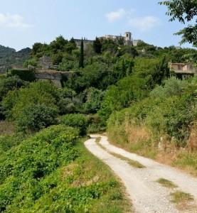 Oppède-Sentier des vignes