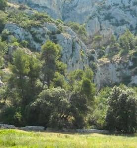 Robion- Sentier botanique